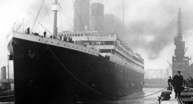 What Company Owned the Titanic?