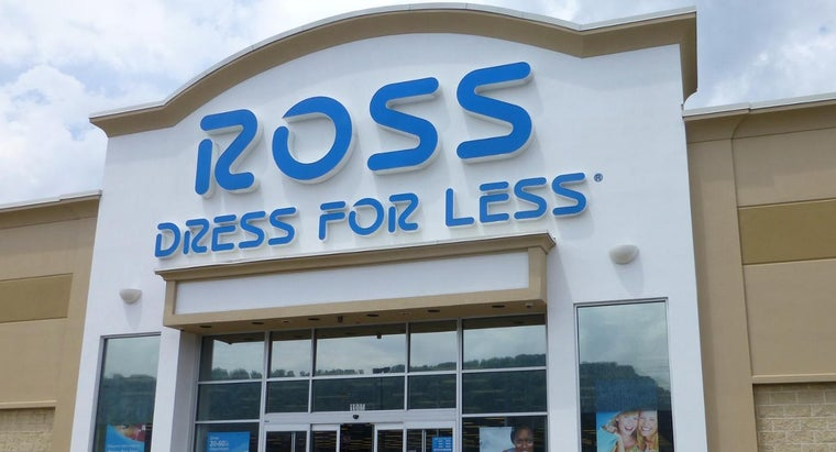 How Can I Contact The Ross Stores Corporate Office Reference Com
