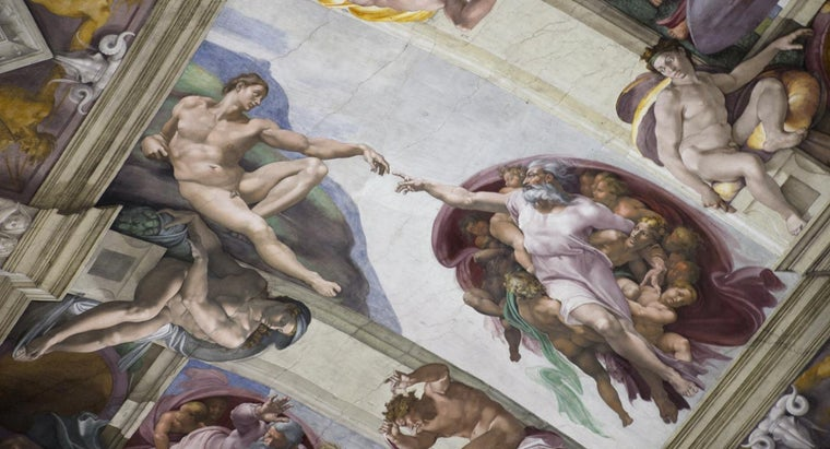 What Is Michelangelo Famous For?
