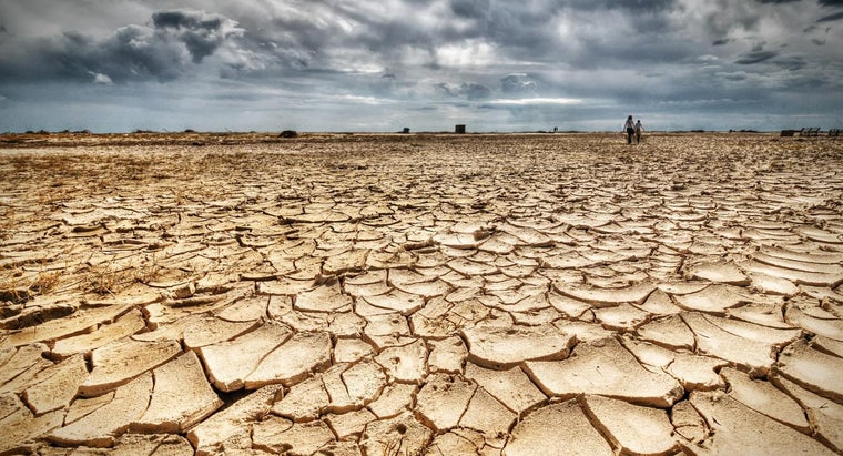 What Causes a Drought?