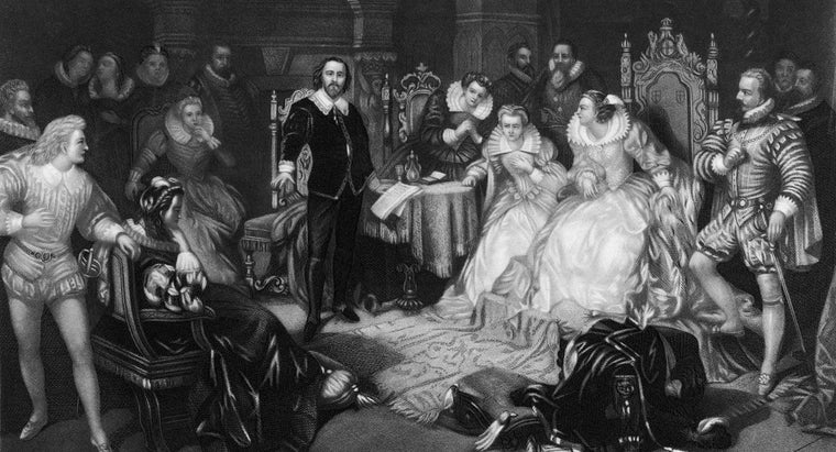 Who Ruled England During Shakespeare's Lifetime?