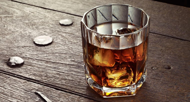 What Goes Well With Buchanan's Whiskey?