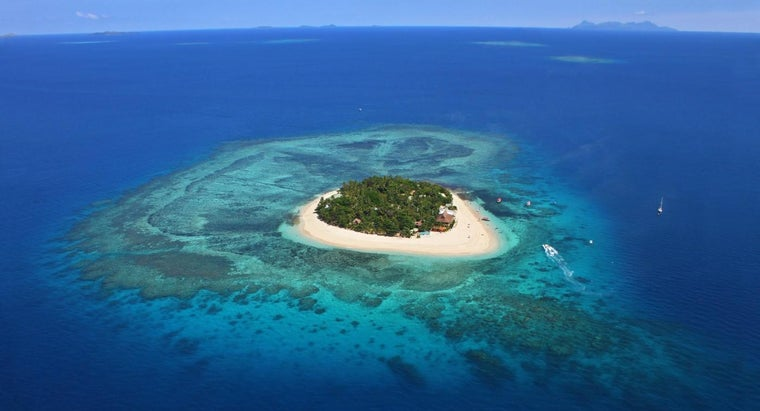 Where Is Fiji Located in the World?