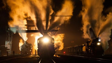 How Did the Steam Engine Make Life Easier?