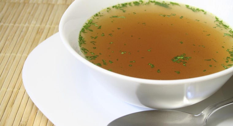 What Is the Composition of a Nutrient Broth?