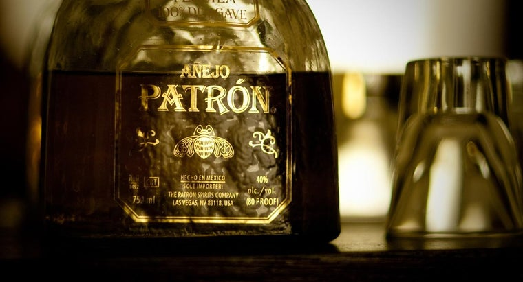 Why Is Patron's Logo a Bee?