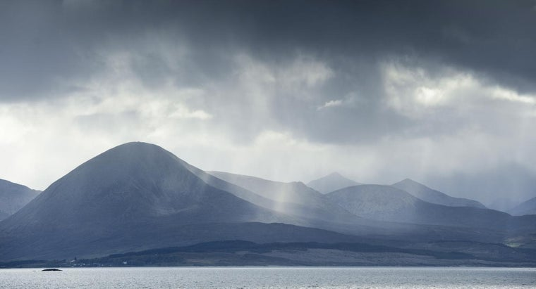 What Is Orographic Rainfall?