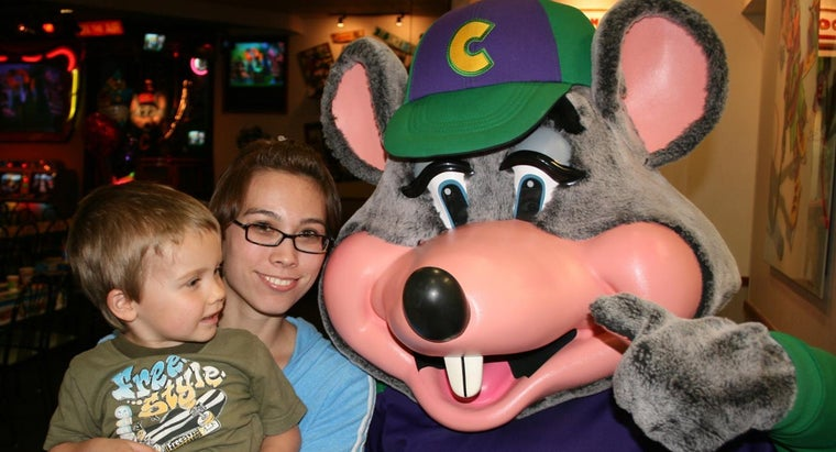 "What Does the ""E"" in Chuck E Cheese Stand For?"