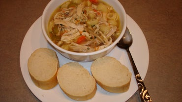 Best Crock-Pot Chicken Soup Recipes: Chicken Noodle Soup