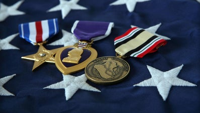 What Are the Military Medals of America?