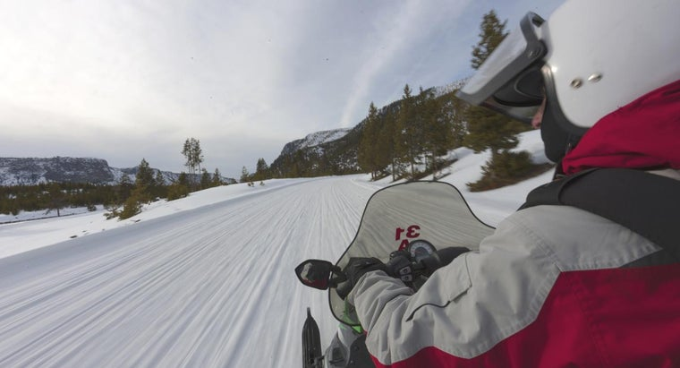 Is Snowmobiling Legal in Yellowstone?