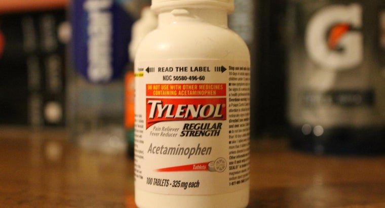Does Acetaminophen Reduce Swelling?