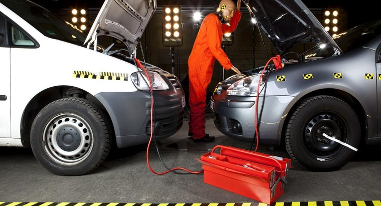 Which Acid Is Used in Car Batteries?