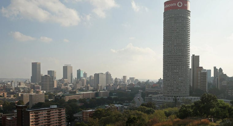 Which African Country Has Three Capital Cities?