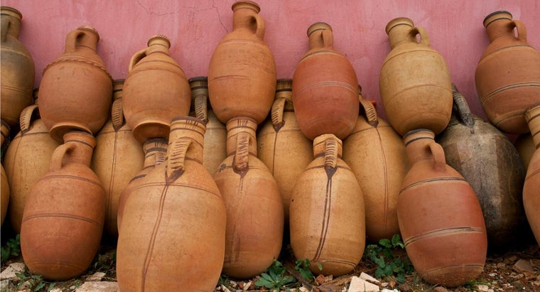 How Is African Pottery Made?