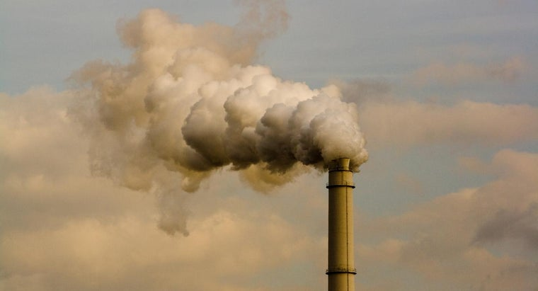 What Is Air Pollution?