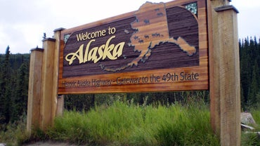 Where Is Alaska Located?