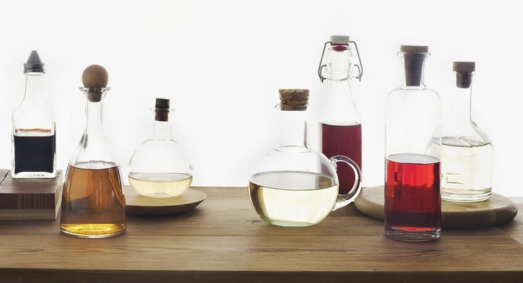 What Is the Alcohol Content of Red Wine Vinegar?