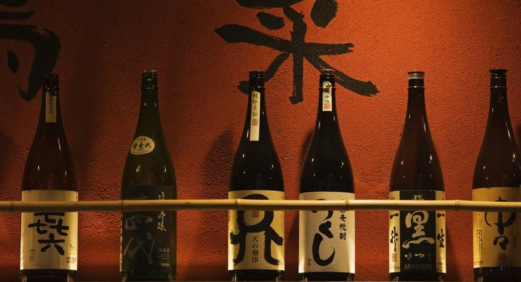 What Is the Alcohol Content of Sake?
