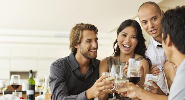 Is Alcohol Good for You?
