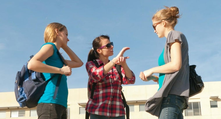 What Are American Sign Language Classes?