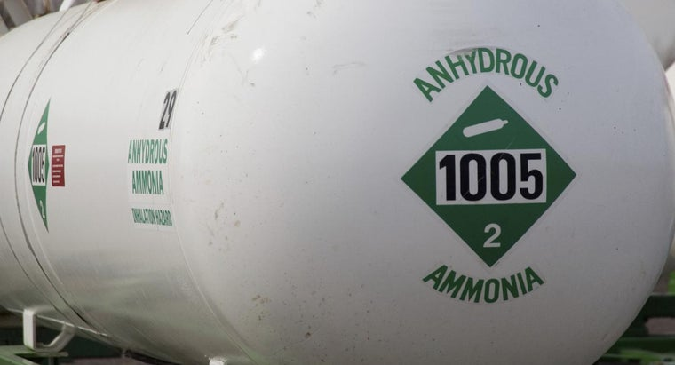 Where Does Ammonia Come From?