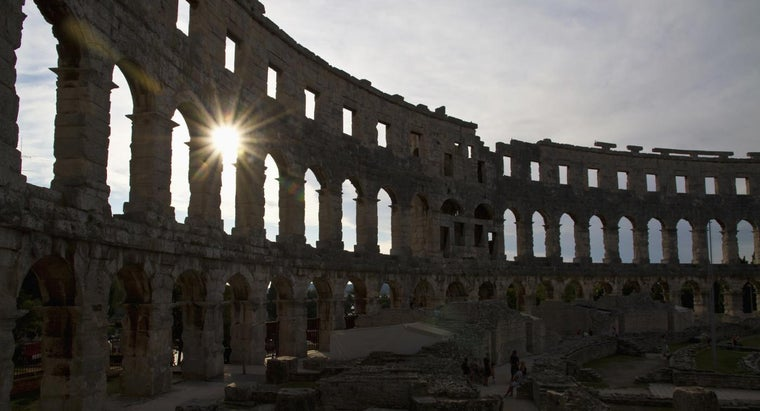 Where Was Ancient Rome Located?