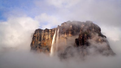 Where Is Angel Falls Located?
