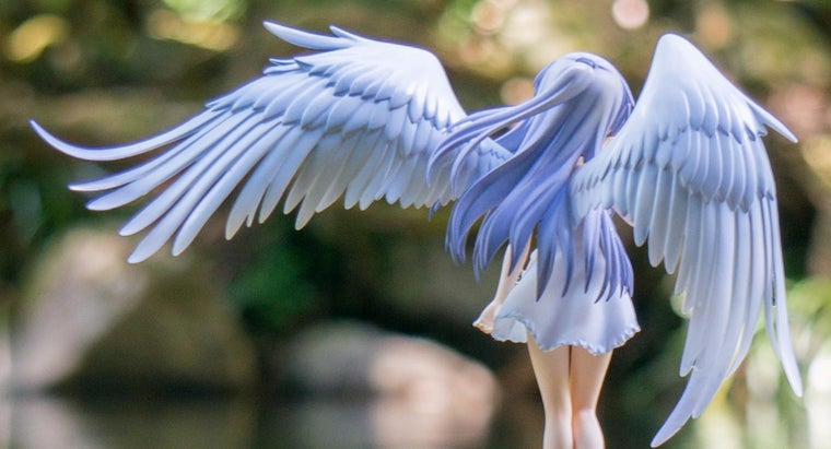 What Do Angel Wings Symbolize?