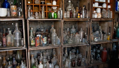 What Is Antique Bottle Collecting?