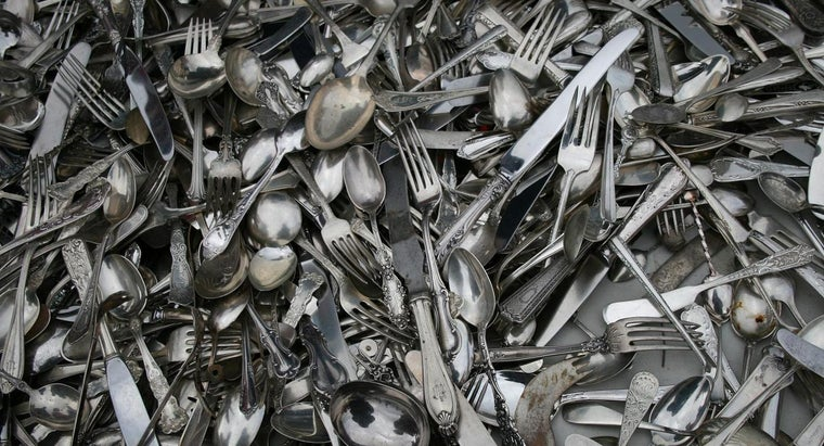 What Is Antique Sterling Silver Flatware?