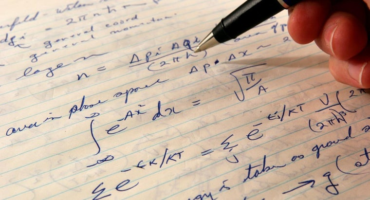What Is an AP Physics Equation Sheet?
