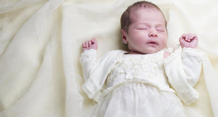 What Is an Appropriate Amount of Money Give As a Christening Gift?