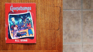 "Are Any of the Books From the ""Goosebumps"" Series Valuable?"