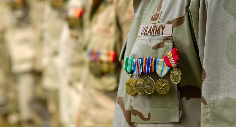 What Are Army Ribbons and Medals?