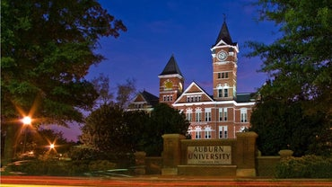 Where Is Auburn University Located?