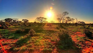 Where Is the Australian Outback?