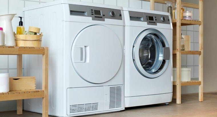 What Are the Average Dimensions of Washers and Dryers?