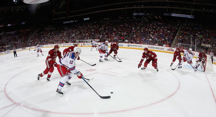 What Is the Average Length of an NHL Hockey Game?