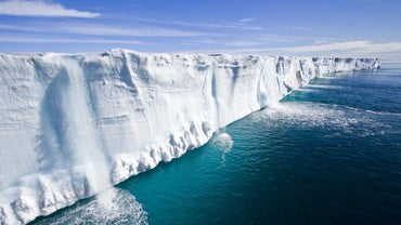 What Is the Average Precipitation of Polar Ice Cap Biomes?