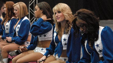 What Is the Average Salary for a Dallas Cowboys Cheerleader?