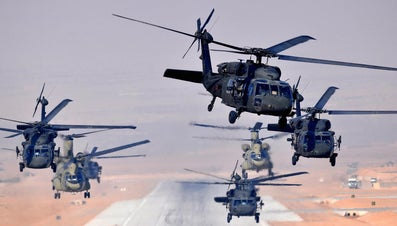 What Is the Average Speed of a Helicopter?