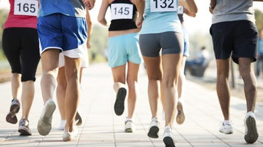 What Is an Average Time for a 5k Run?