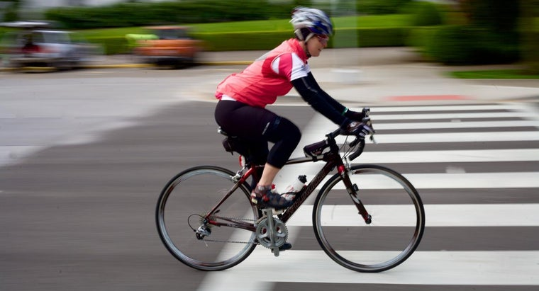 What Is the Average Time to Bike 1 Mile?