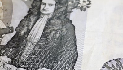 Which Awards Were Given to Isaac Newton?