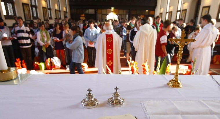 What Is a Baccalaureate Mass?
