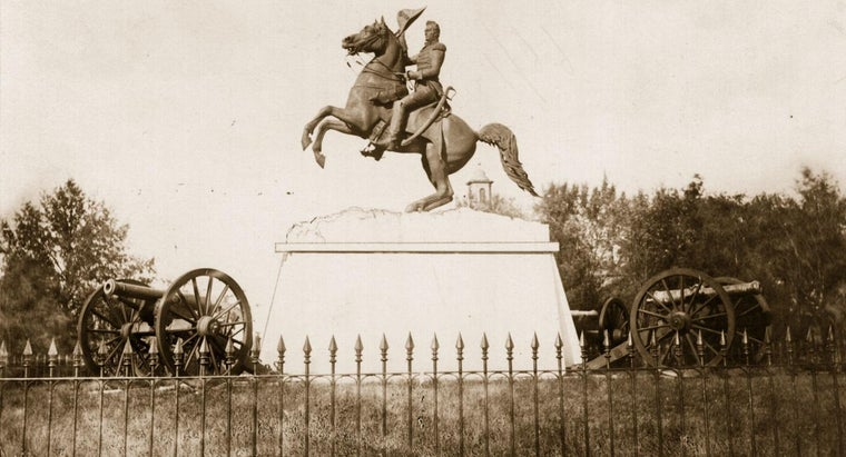 What Are Some of the Bad Things That Andrew Jackson Did?