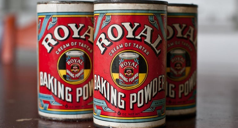 Are Baking Powder and Bicarbonate of Soda the Same Thing?