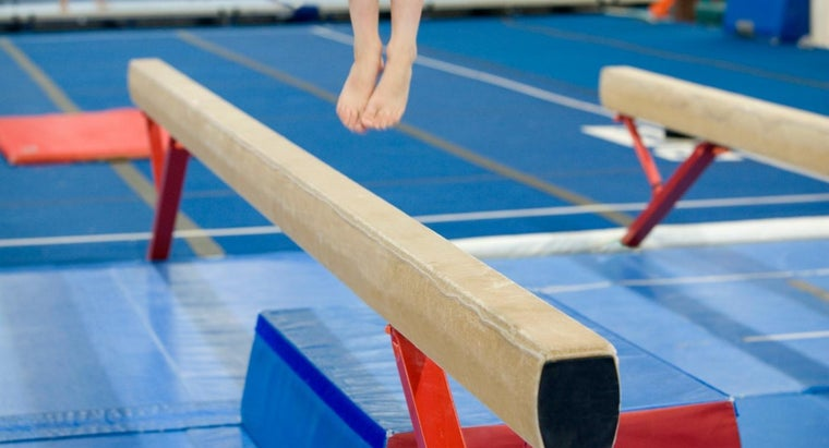 What Is a Balance Beam Used For?