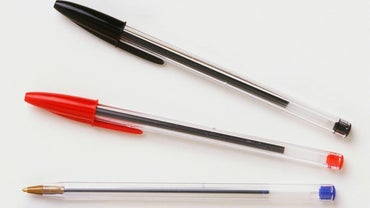 How Are Ballpoint Pens Manufactured?